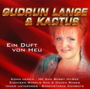 Image of   Gudrun Lange Und Kagtus - Ein Duft Von Heu - CD