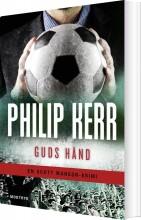 guds hånd - bog