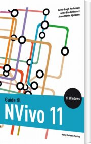 guide til nvivo 11 til windows - bog