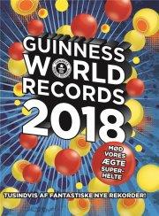 guinness rekordbog 2018 / guinness world records 2018 - bog