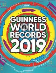 guinness rekordbog 2019 / guinness world records 2019 - bog