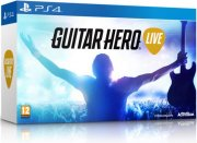 guitar hero: live with guitar controller - PS4