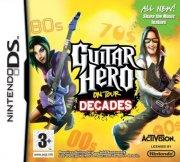 guitar hero on tour decades - nintendo ds