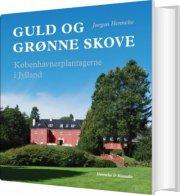 guld og grønne skove - bog