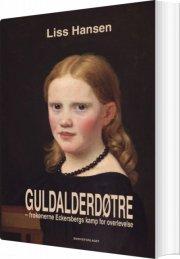 guldalderdøtre - bog
