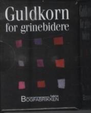 guldkorn for grinebidere - bog