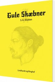 gule skæbner - bog