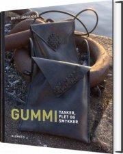 gummi - tasker, flet og smykker - bog