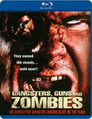 guns gangsters and zombies - Blu-Ray