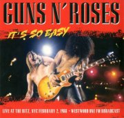 guns n' roses - it's so easy - live at the ritz, nyc february 2, 1988 - westwood one fm broadcast - Vinyl / LP