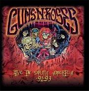 guns n' roses - live in south america '91-'93 picture disc - Vinyl / LP