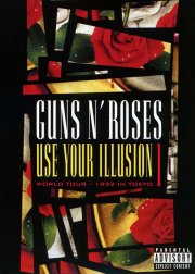 guns n' roses - use your illusion 1 - DVD