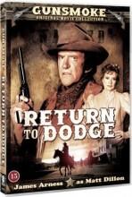 gunsmoke - return to dodge - DVD