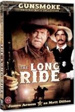 gunsmoke - the long ride - DVD