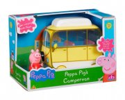 gurli gris legetøj - autocamper med figur - Figurer