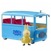 gurli gris - skolebus legesæt - Figurer