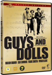 guys and dolls - DVD