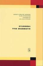 gyldendal tysk grammatik - bog