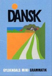 gyldendals mini-grammatik - bog