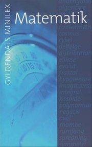 gyldendals minilex - matematik - bog