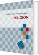 gyldendals små opslagsbøger - bog
