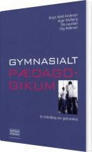 gymnasialt pædagogikum - bog