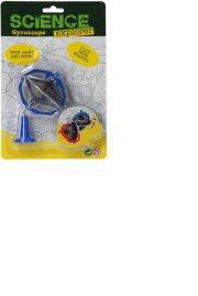 legetøjs gyroskop med lyd og lys - Diverse