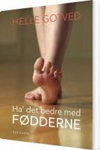 ha' det bedre med fødderne - bog