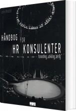 håndbog for hr konsulenter - bog