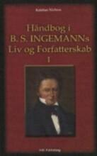 håndbog i b.s. ingemanns forfatterskab 1-2 - bog