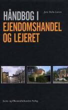 håndbog i ejendomshandel og lejeret - bog