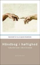 håndbog i høflighed - bog