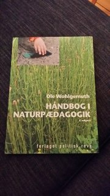 håndbog i naturpædagogik - bog