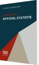 håndbog i officiel statistik - bog