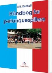 håndbog i petanque - bog