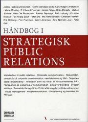 håndbog i strategisk public relations - sampak - bog
