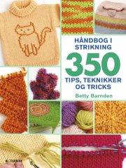 håndbog i strikning - bog
