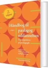 håndbog til pædagoguddannelsen - bog