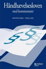 håndhævelsesloven - bog