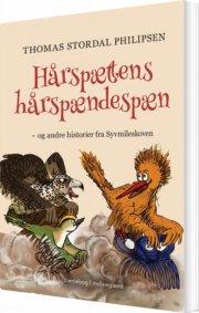 hårspættens hårspændespæn - bog