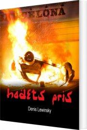 hadets pris - bog