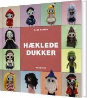 hæklede dukker - bog
