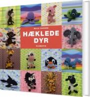 hæklede dyr - bog