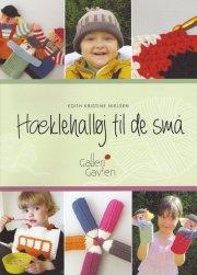 hæklehalløj til de små - bog