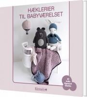 hæklerier til babyværelset - bog