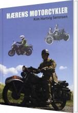 hærens motorcykler - bog
