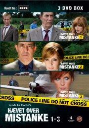 hævet over mistanke 1-3 - DVD