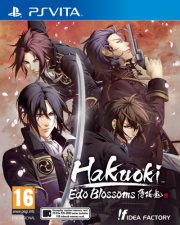 hakuoki edo blossoms - ps vita