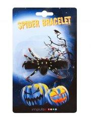 halloween kostume tilbehør - edderkop armbånd - Diverse