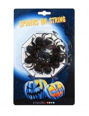 halloween edderkopper på snor - Diverse